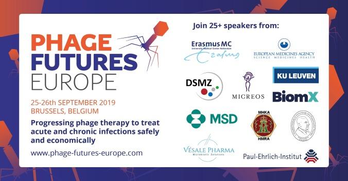 Social banner Phage Europe
